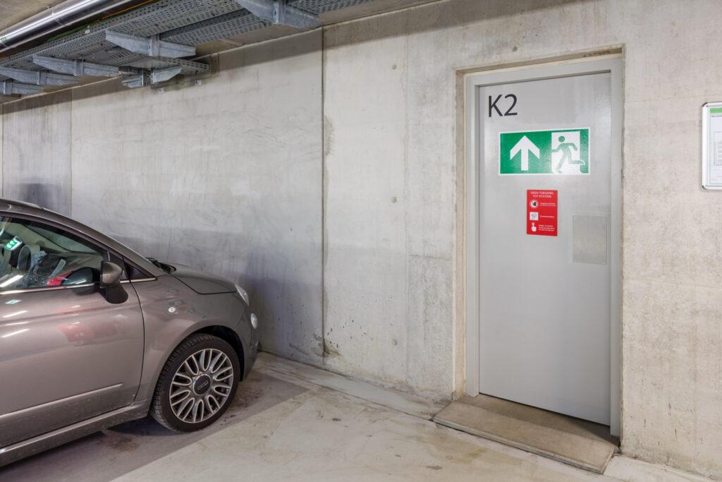 Parking MechelenMetalen schrijnwerk met een hoge afwerkingsgraad, dat vind je bij Wycotec natuurlijk!