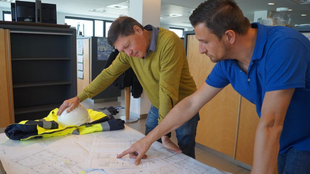 Alle medewerkers onderschrijven de visie en waarden van Wycotec.